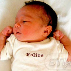 Baby artikelen met naam